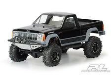 Pro-Line 3362-00 Jeep Comanche Full Bed 313mm Clear Body 1/10 SCX10