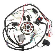 1 Satz Motorrad Elektrik Stator Kabelbaum Spule CDI Gleichrichter Solenoid Kit