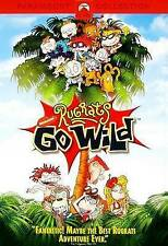 USED (GD) Rugrats Go Wild (2003) (DVD)