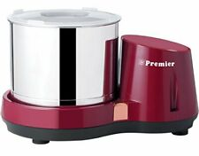 Premier Compact - Table Top Wet Grinder 2 Litres 230 V Red - Express Shipping