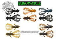 Eurotackle Metacraw Creature Jig Trailer 2.4in 8pk - Pick