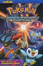 Pokémon: Diamond and Pearl Adventure!, Vol. 1 by Shigekatsu Ihara (2008, Paperba