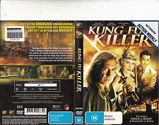 Kung Fu Killer-2007-David Carradine-Movie-DVD