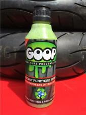 GOOP 500 ml Motorcycle Car Tubeless Tyre Puncture Self Repair Kit Sealant