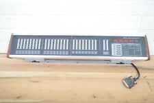 Tascam MU-1000 Meter Bridge for DM4800, DM3200 mixer MINT-used meters for sale