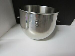 5 Quart Mixing Bowl for KitchenAid Lift Stand Mixer Stainless Steel Kitchen Aid