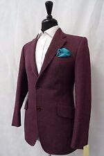 Men's Alexandre Purple Vintage Jacket Blazer 36R CC5372