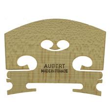 More details for aubert france viola bridge 48mm - high - hard maple - unfitted