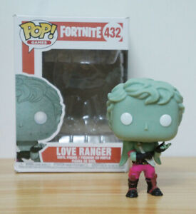 POP Video Game Fortnite Toys -   Love Ranger #432 PVC Action Figure With Box