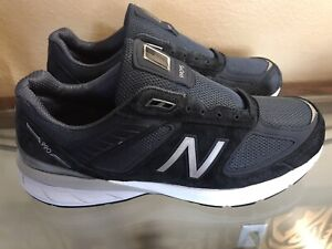 Must See New Balance M990NV5 Mens 11.5 D M990v5 Made In USA EUC BLUE