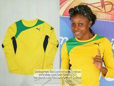 Puma Team Jamaica pro elite long sleeves jersey shirt track and field athletics