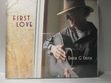 First Love [Slipcase] by David G. Smith (CD, Hey Dave Music) Brand New