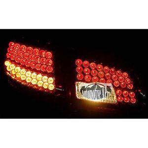 LED Tail Lights Lamp Assy For 07 09 10 Hyundai Santa fe