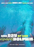 THE DAY OF THE DOLPHIN (DVD, 1973) George C. Scott, Trish Van Devere  NEW