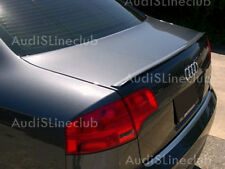 Painted For Audi A4 S4 B7 rear Trunk lip spoiler new 2005-2008 boot Sedan $