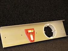 Bohrschablone für Hohlwanddosen Ausführung 2 mit Kreuzlibelle