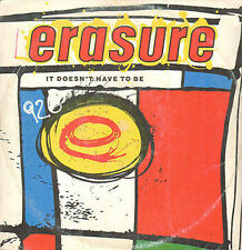 ERASURE - It Doesn't Ont To être - Muettes - MUTEX56 - Ita