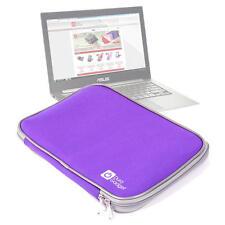 """Water-Resistant Purple 13"""" Laptop Case/Bag/Sleeve/Pouch Suits Asus ZenBook UX31"""