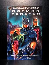 COMICS: DC: Batman Forever Movie Comic Adaptation (1995), Prestige Format - RARE