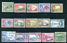 Weeda Dominica 65//152, MR2 Mint and used issues CV $25.75