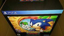 """PS4 Sonic Mania Collectors Edition SEGA Genesis Hedgehog 12""""Statue PlayStation 4"""