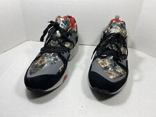 Puma Trinomic Blaze Of Glory X Veil Men's Trinning Shoes 358357 01 Sz 13