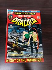 Tomb of Dracula #1 1972 ToD Like 10 in Value CGC 1st APPEARANCE of DRACULA WOW