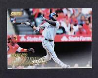 2016 Stadium Club Gold #36 Nomar Mazara - NM-MT
