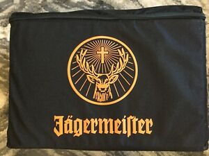 🦌💥🦌JAGERMEISTER Folding Collapsible Cooler *** PRISTINE***