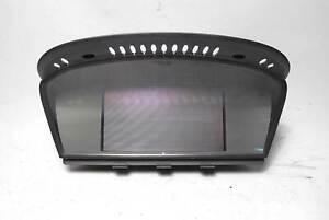 "BMW E60 5-Series E63 E64 Dash On-Board Info Display Screen 6.5"" 2004-2008 USED"