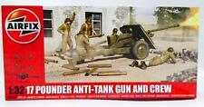 Modellbausatz Airfix 17 Pounder Anti-Tank Gun and Crew 1:32 A06361