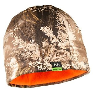 Realtree Max-1 XT Youth Reversible Beanie, One Size Fits Most