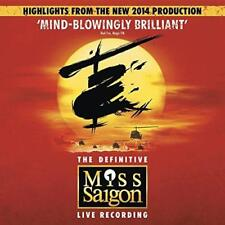 Miss Saigon - Soundtrack - Schönberg, Boublil Original Cast: London (NEW CD)