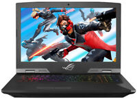 "ASUS ROG G703GI 17.3"" 4K UHD i9-8950HK GTX 1080 2TB SSHD 16GB DDR4 Gaming Laptop"