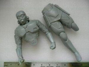 1/6 Incomplete Kaiyodo Panzer Cop Gear Vinyl Model Figure garage Kit for parts