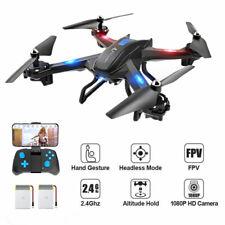 SNAPTAIN S5C WIFI FPV Drohne 1080P Kamera Mini Selfie Quadrocopter GPS RC Drone
