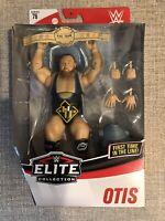Otis Elite Series WWE 76 Figure Heavy Machinery NEW IN HAND Mattel