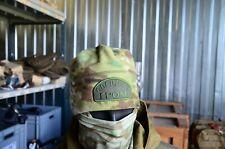 Russian Police SWAT Grom, multicam camo fleece hat