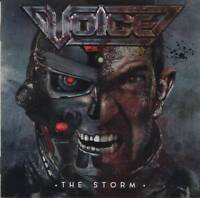 VOICE - THE STORM (2017) German Melodic Power Metal RARE CD Jewel Case+FREE GIFT