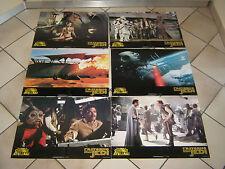 set 6 fotobuste,IL RITORNO DELLO JEDI, Ediz. speciale 1997,STAR WARS,FORD,LUCAS