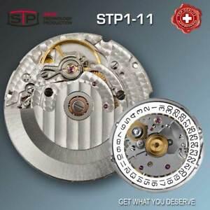 MOVEMENT AUTOMATIC STP STP1-11 SWISS MADE compatible ETA 2824-2 Sellita SW200-1