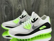 cheaper 085a8 f7727 NIKE AIR ZOOM 90 IT GOLF SHOES SIZE 7 WHITE VOLT BLK 844569 102 RORY MCILROY
