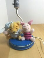 Disney Winnie the Pooh & Piglet Lamp by Dolly