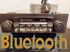 Vintage Car radio Blaupunkt Dusseldorf stereo CR 1980 Bluetooth music hands-free