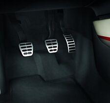 Audi Original Zubehör A1 Pedalkappen-Set ohne Fußstütze, Handschalter 8X1064200