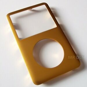 Gold Plated iPod Classic Front Housing New 6th 7th Generation A1238 Metal UK