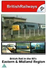 British Rail in the 1980s | Eastern Region | Railway DVD