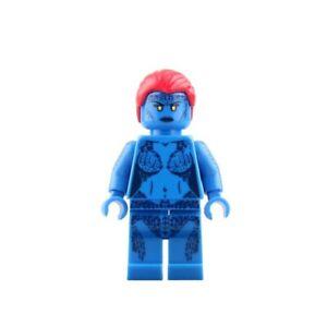 Minifigur / Figur - Mystique #2 - Marvel X-Men -NEU- Lego kompatibel