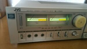 JVC KD-A55 Stereo Cassette Deck