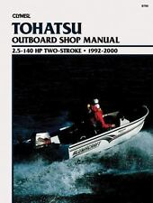1992-2000 Tohatsu 2.5-140hp Outboard Repair Manual 50 60 70 80 90 115 120 B790